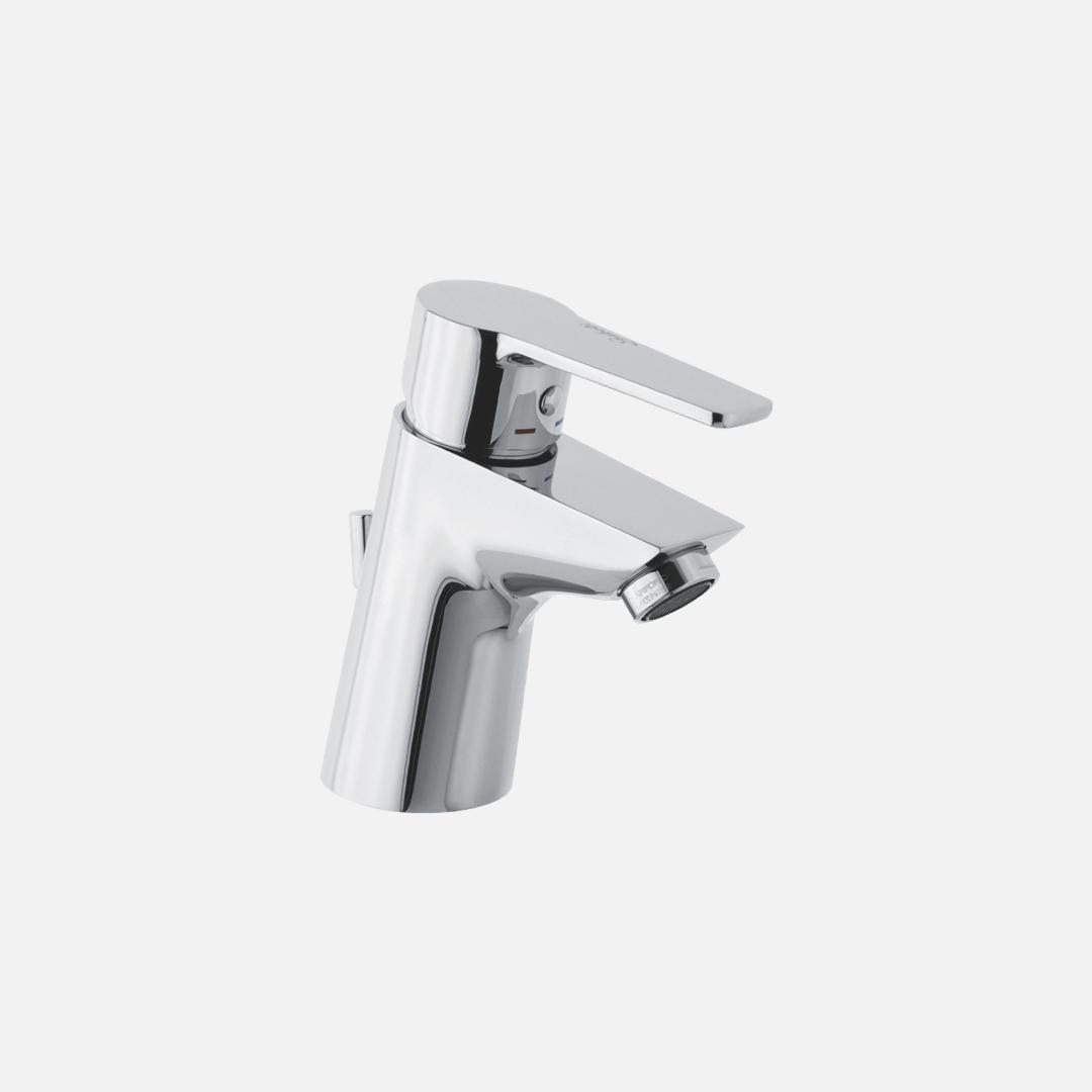 Miscelatore monoleva per bidet e lavabo in finitura cromo. Acquista online, promozione speciale. Made in Italy. Garanzia di 5 anni.