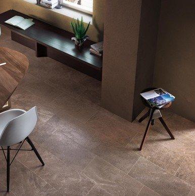pavimento effetto pietra in gres porcellanato